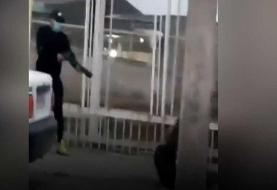ترور مسلحانه مافیایی در روز روشن در ساری