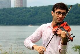 Traditional Persian Music lessons by Navid Kandelousi (Violin,Kamancheh,Setar)