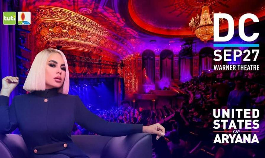 Aryana Sayeed Concert