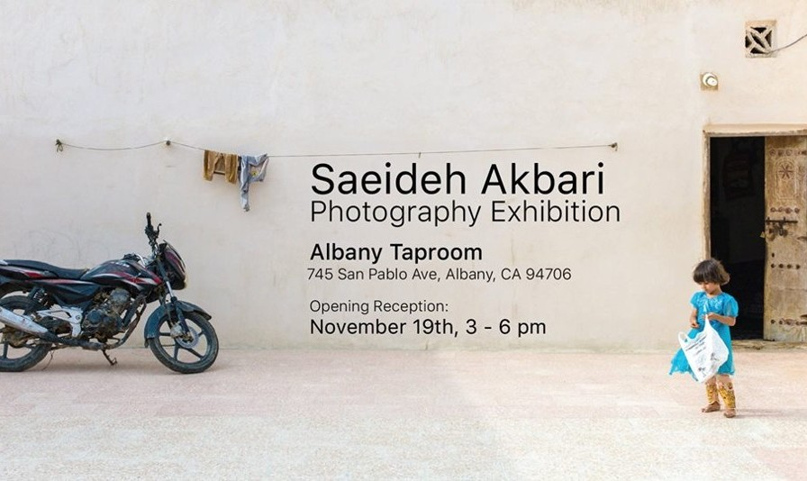Saeideh Photography Exhibition