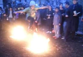 Chaharshanbeh Soori: Persian Fire Jumping Spring Festival
