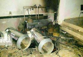 در انفجار تالار عروسی در سقز ۶۰ نفر کشته و زخمی شدند