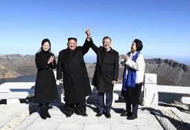 جهان به سمت صلح با هوشیاری رهبران ۲ کره: دبیرکل سازمان ملل متحد از نتیجه نشست رهبران دو کره استقبال کرد