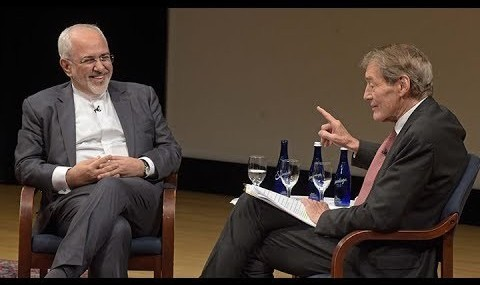 Zarif's Candid Discussions with Charlie Rose and Farid Zakaria ...