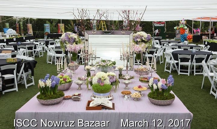 ISCC's 10th Annual Nowruz Bazaar
