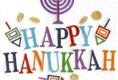 Annual Hanukkah Candle Lighting Celebration