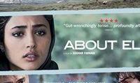 About Ellly  Screening at Iranian movie night