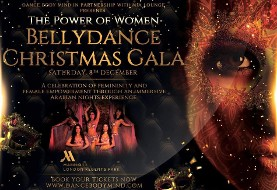 Belly Dance Christmas Gala Show