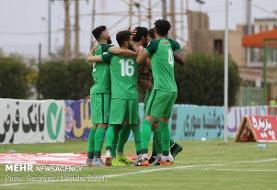 لیگ قهرمانان آسیا: پیروزی ذوب آهن مقابل الوصل و صدرنشینی