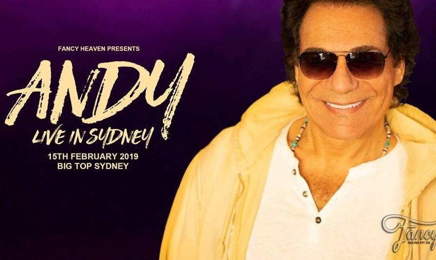 کنسرت اندی در سیدنی