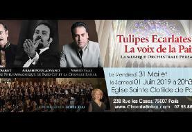 Scarlet Tulips: Bahar Choir with Arash Fouladvand