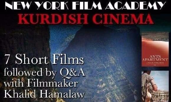 Kurdish Cinema Showcased by New York Film Academy in Los Angeles