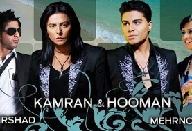 کنسرت کامران و هومن، مهرشاد، و مهرنوش در آنتالیا