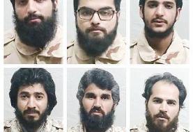 چهار تن از مرزبانان ایرانی آزاد شدند/ ارتش پاکستان: ربایندگان مرزبانان از افغانستان وارد شده بودند