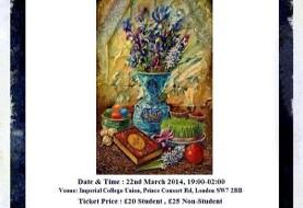 SOLD OUT: Nowruz ۲۰۱۴ Celebration