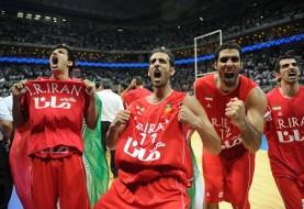 انتخابی جام جهانی ٢٠١٩: تیم ملی بسکتبال ایران مقابل قزاقستان صاحب برتری شد