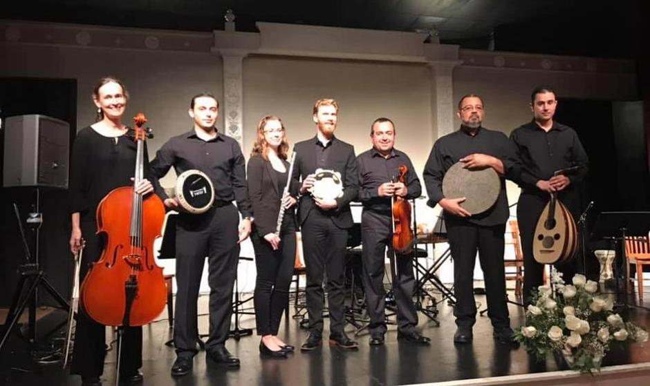 Concert: North Carolina Middle Eastern Ensemble Concert