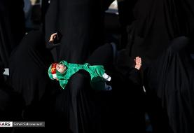 In Pictures: Shia Mourners Attend Child Martyrs and Mud Slapping Ceremonies