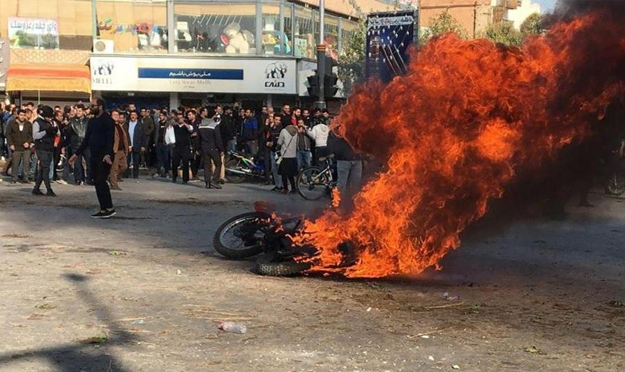 Protest Riots Across Iran: Videos and Updates