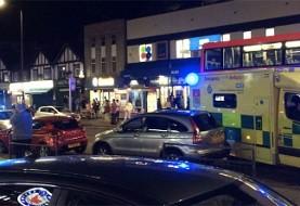 دو حادثه تیراندازی در یک شب در لندن