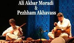 Mystical Sounds of an Ancient Land: Duet by Ali Aliakbar Moradi and Pezhham Akhavass