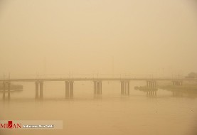 694 people hospitalized in Khuzistan due to sand storms and air pollution