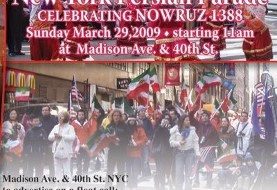 New York's Persian Day Parade ۲۰۰۹