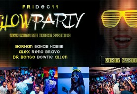 DJ Borhan's Glow Party