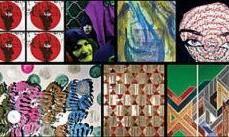 نمایشگاه آثار هنری گروهی از هنرمندان خاورمیانه