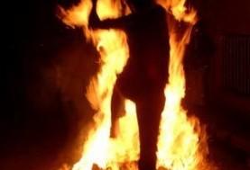 Eldfesten (Chaharshanbeh Soori) Persian Fire Festival ۲۰۱۲