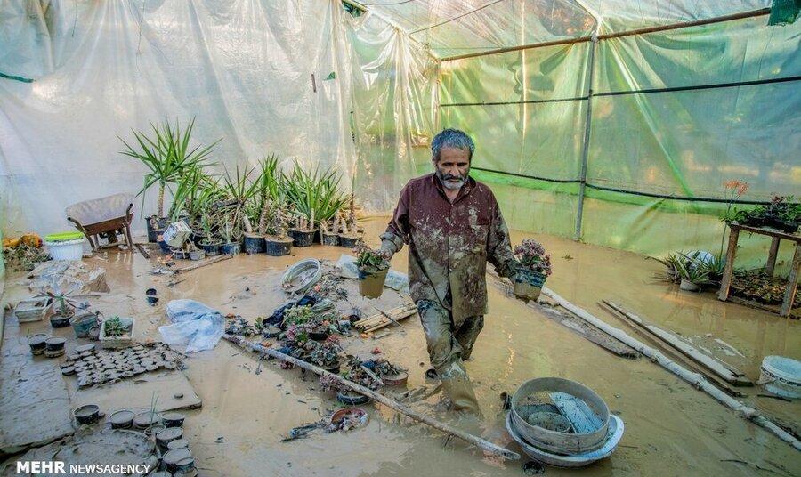سفر نمایندگان وزیر بهداشت به گلستان: اهمیت کنترل بیماریهای واگیر در مناطق سیلزده