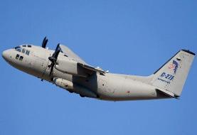 الفرات: یک فروند هواپیمای ترابری نظامی آمریکا در غرب عراق سقوط کرد