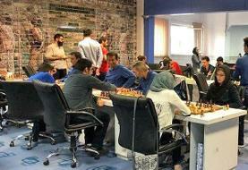 سایپا قهرمان هفدهمین دوره لیگ برتر شطرنج شد