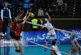 وداع تلخ کاله در خانه/ نبرد شهرستانیها و تهرانیها در نیمه نهایی لیگ برتر والیبال