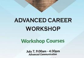 Advanced Career Workshop with Vahideh Hashemi