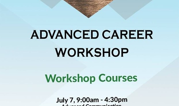 Advanced Career Workshop with Vahideh Hashemi