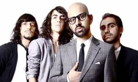 تور کنسرت تابستانی گروه راک ایرانی Hypernova