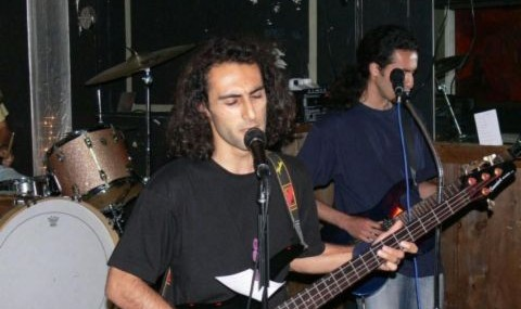 کنسرت گروه متال TarantisT