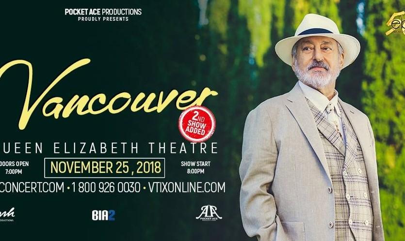 شب دوم کنسرت ابی در ونکوور: آخرین تور جهانی، ۵۰ سال آواز