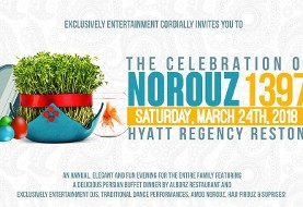 The Celebration of Norouz 1397