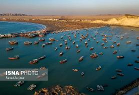 In Pictures: Iran's Port with Natural Beauty and Strategic Importance