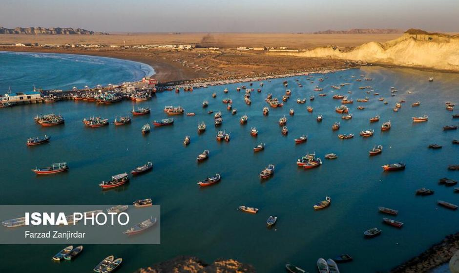 In Pictures: Iran's Port with Natural Beauty and Strategic ...