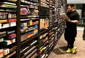 خالی بندی؟ جنجال فیگور تشویق گلزار به کتاب خوانی: کتاب تصویری در فروشگاه لوازم التحریر!
