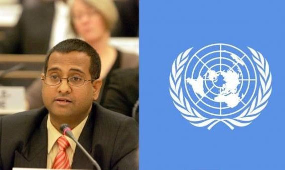 A Talk by Dr. Ahmad Shaheed, UN Special Rapporteur on Iran