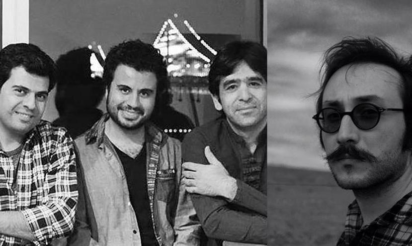 شبی با موسیقی ایرانی بهفر بهادران و گروه آرپاژ
