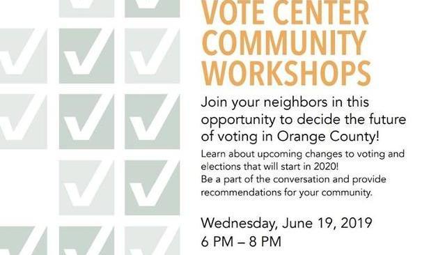 Iranian-Americans of OC's Civic Engagement Workshop