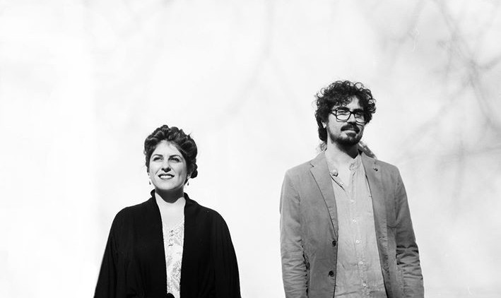 Bühne frei! Golnar and Mahan Duo The Contemporary Sound of Iran