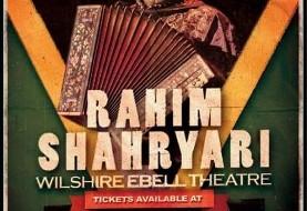 کنسرت بزرگ موسیقی آذربایجانی: رحیم شهریاری در لس آنجلس