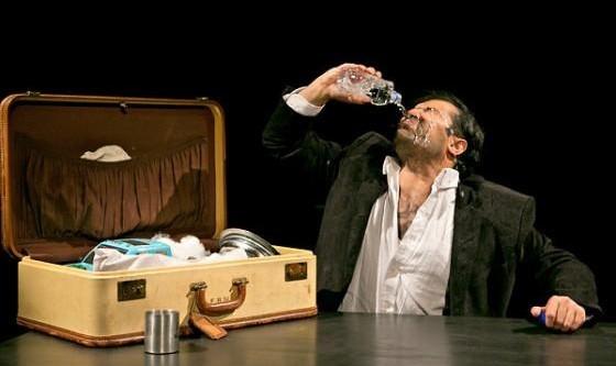 هملت، شاهزاده غم. کارگردان: محمد عاقبتی. برداشت آزاد از نمایشنامه هملت اثر شکسپیر