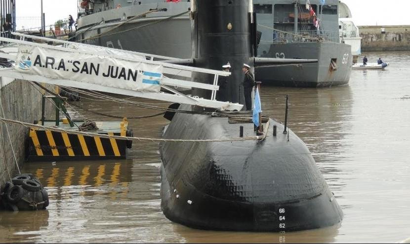 پس از یک سال جستجو: زیردریایی آرژانتینی سن خوان پیدا شد